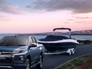 Braked towing capacity Image