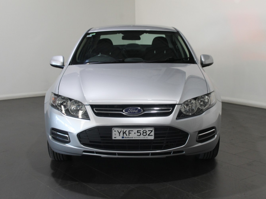 2012 Ford Falcon FG MkII XT EcoLPi Sedan