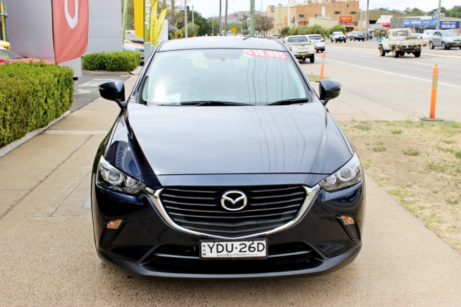 2016 Mazda CX-3 DK2W76 Neo Suv