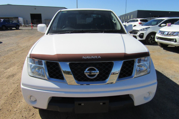 2014 Nissan Navara D40 S8 RX Utility Image 2