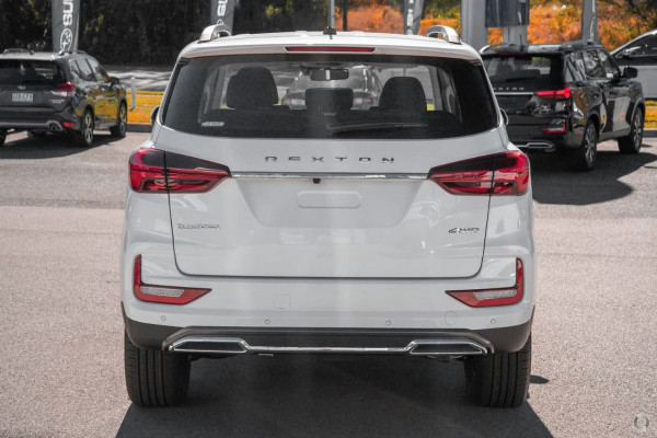 2021 SsangYong Rexton Y450 ELX Suv Image 3