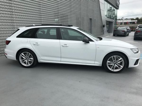 2019 Audi A4 B9 8W MY19 40 TFSI Wagon