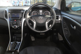 2013 Hyundai I30 GD2 MY14 Trophy Hatchback