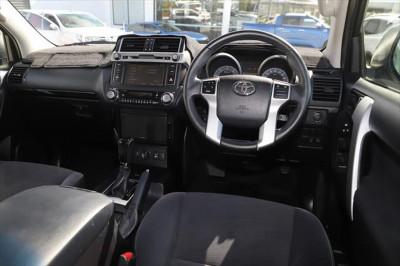 2014 Toyota Landcruiser Prado KDJ150R MY14 GXL Suv