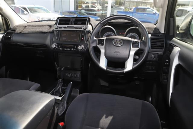 2014 Toyota Landcruiser Prado KDJ150R MY14 GXL Suv Image 10