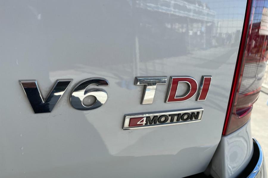 2018 Volkswagen Amarok 2H  TDI550 Sportline Utility Image 8