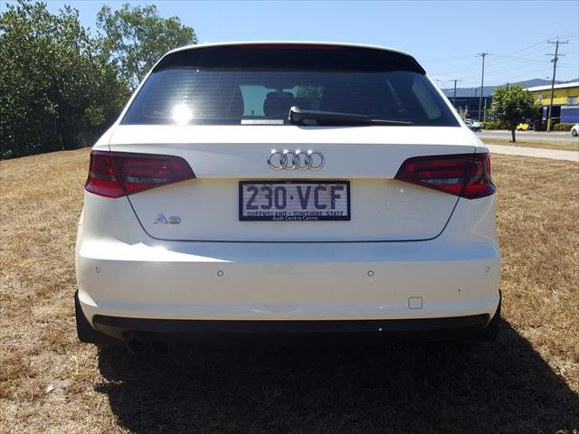 2014 Audi A3 Attraction Hatchback