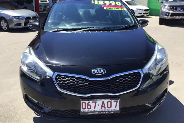 2015 Kia Cerato YD S Hatchback Image 2