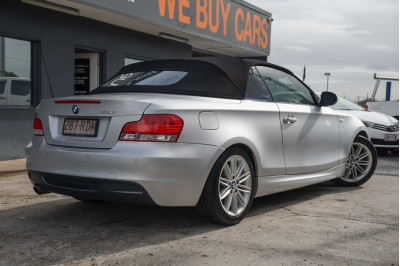 2010 BMW 1 Series E88 MY10 118d Convertible Image 5