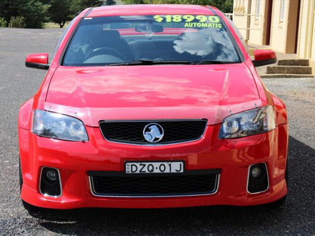 2013 MY12.5 Holden Commodore VE II  Z Z Series Sedan