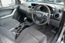 2013 Mazda BT-50 UP0YD1 XT 4x2 Hi-Rider Cab chassis Mobile Image 9