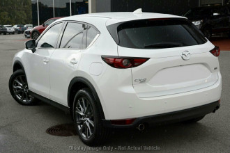 2020 Mazda CX-5 KF Series Akera Suv Image 3