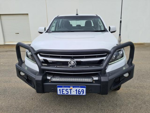 2018 MY19 Holden Colorado RG  LS Cab chassis - dual cab