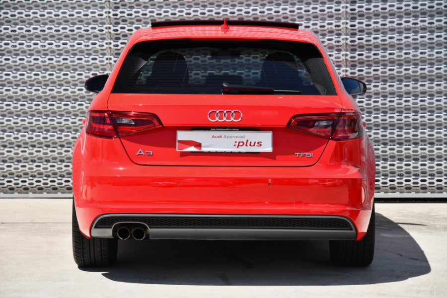 2015 MY16 Audi A3 8V MY16 Ambition Hatch Image 4