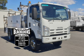 Isuzu N Series 300 NPS