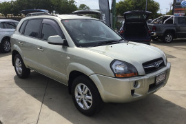 Hyundai Tucson City SX JM MY07