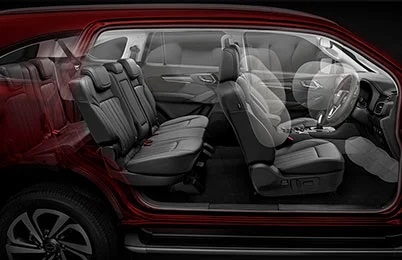 EIGHT AIRBAGS Image