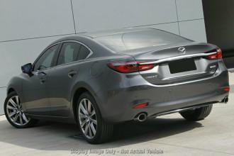 2021 Mazda 6 GL1033 Atenza SKYACTIV-Drive Sedan Image 3