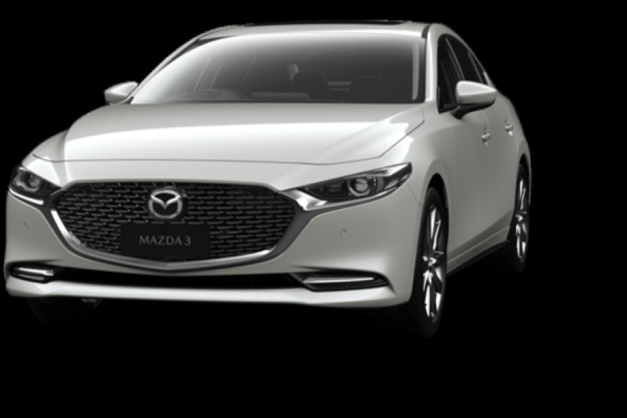 2020 Mazda 3 X20 Astina Sedan