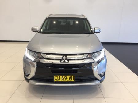 2016 Mitsubishi Outlander ZK LS Awd wagon Image 3