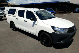 Toyota Hilux Workmate Double Cab 4x2 TGN121R
