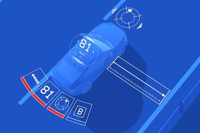 Lane Departure Warning Image