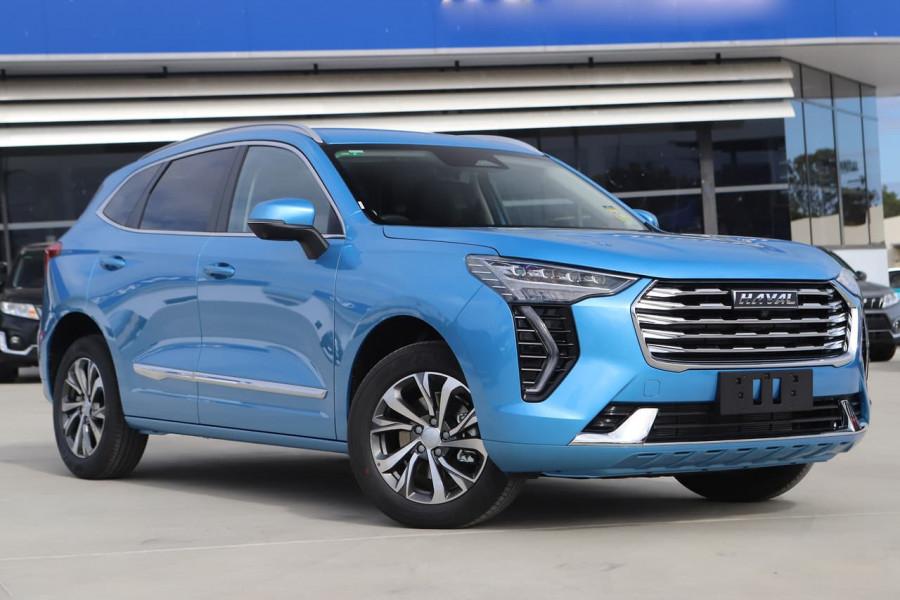 2021 Haval Jolion A01 Lux LE Wagon Image 1