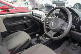 2012 Volkswagen Up! (No Series) MY13 Hatchback Image 4
