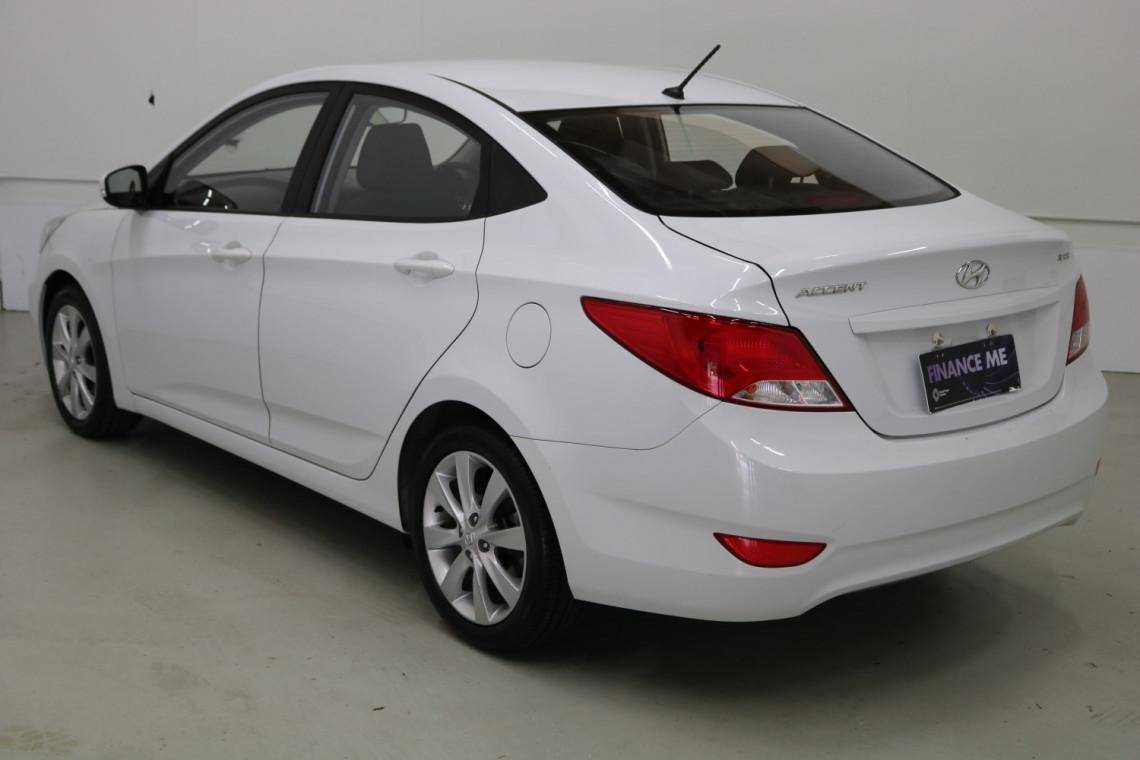 2018 MY19 Hyundai Accent RB6 MY19 SPORT Sedan Image 16