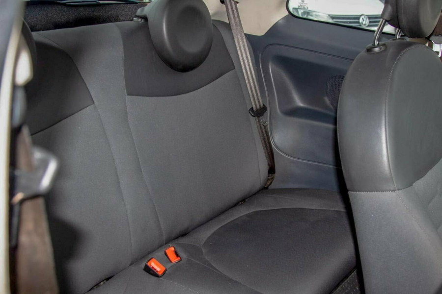2013 Fiat 500 MY13 POP Hatchback Image 7