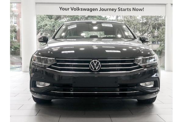 2021 Volkswagen Passat 140TSI Business 2.0LT/P 7Spd DSG Sedan Image 5