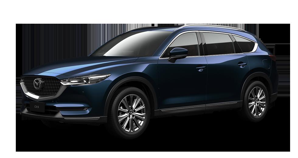 Mazda CX-8 <br>Asaki <br>PERSONAL | BUSINESS