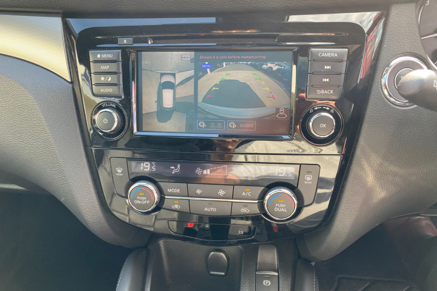 2020 MY0  Nissan QASHQAI J11 Series 3 Ti Suv Image 31