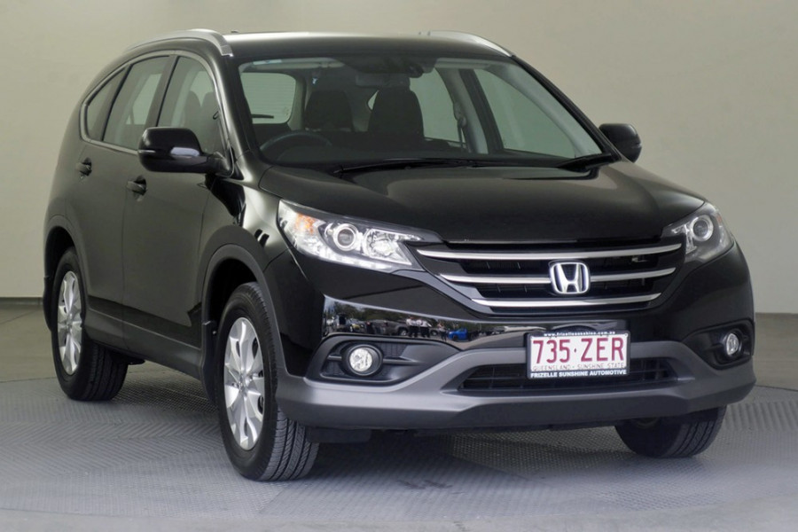 2012 Honda CR-V RM VTi-S Suv
