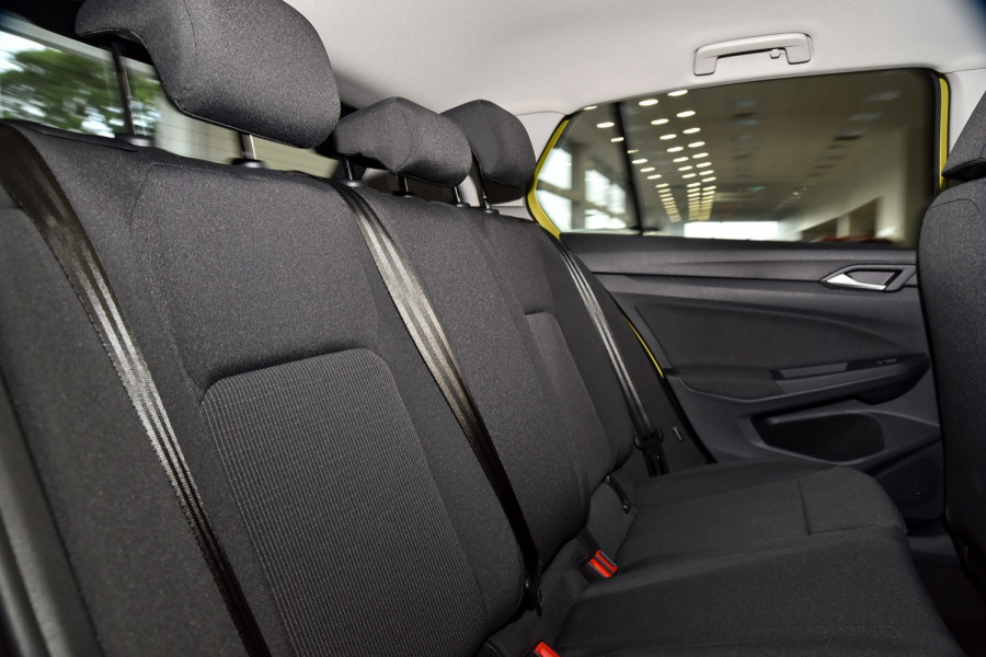 2021 Volkswagen Golf 8 110TSI Golf Hatch Image 8