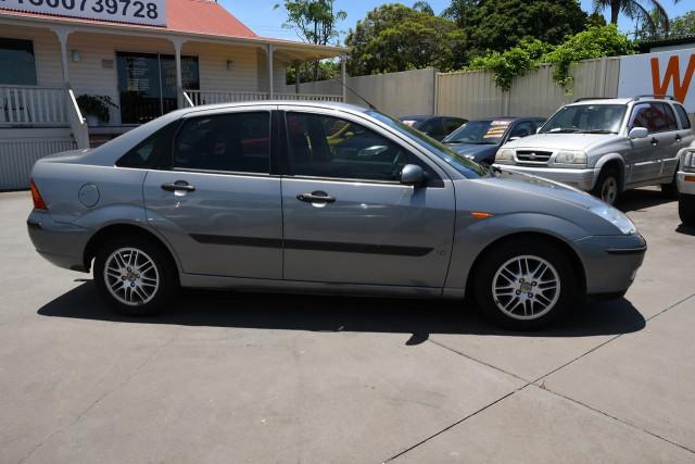 2003 Ford Focus LR MY03 LX Sedan Image 8
