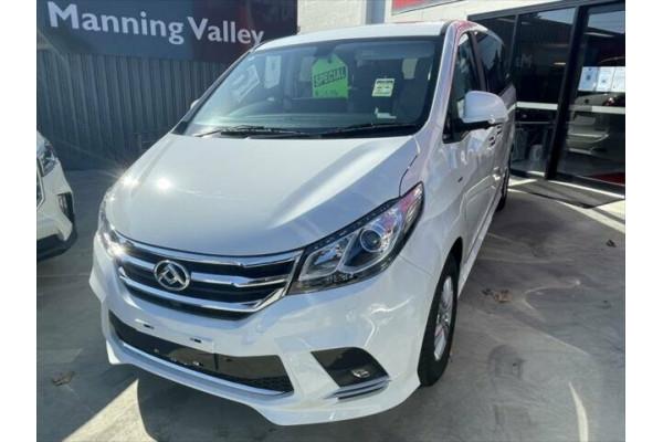 2021 LDV G10 SV7A Executive 7 Seat Wagon Image 3
