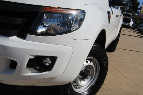 2014 Ford Ranger PX XL Dual cab