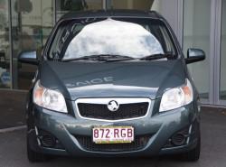 2010 Holden Barina TK MY10 Hatchback Image 2