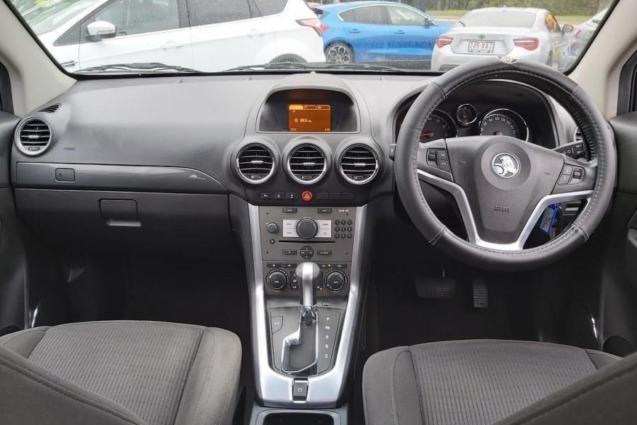 2013 Holden Captiva CG LT Suv
