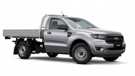 2020 MY20.75 Ford Ranger PX MkIII XL Low-Rider Single Cab Chassis Cab chassis