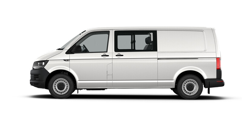 Transporter Crewvan Long Wheelbase 7 Speed DSG<br>