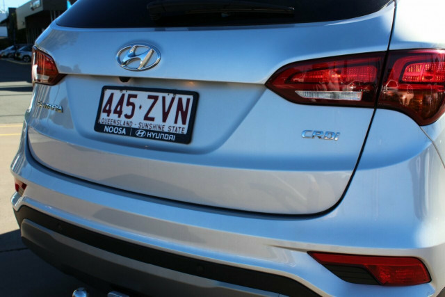 2016 MY17 Hyundai Santa Fe DM3 Series II Elite Suv Image 5