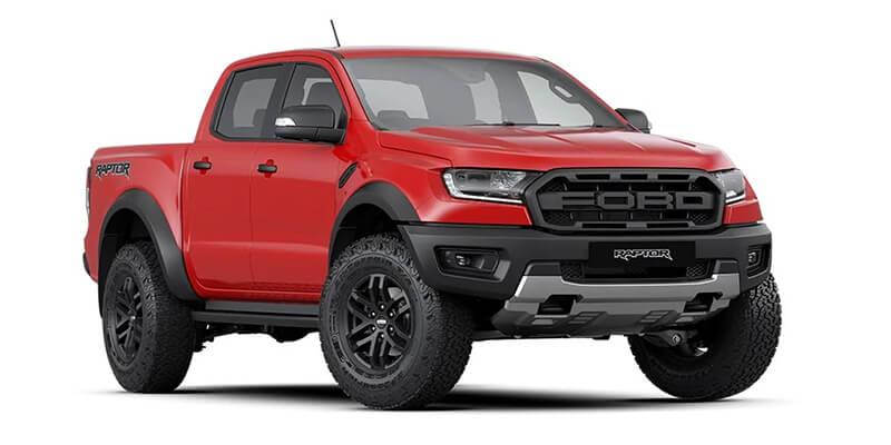 2019 MY20.25 Ford Ranger PX MkIII Raptor Utility