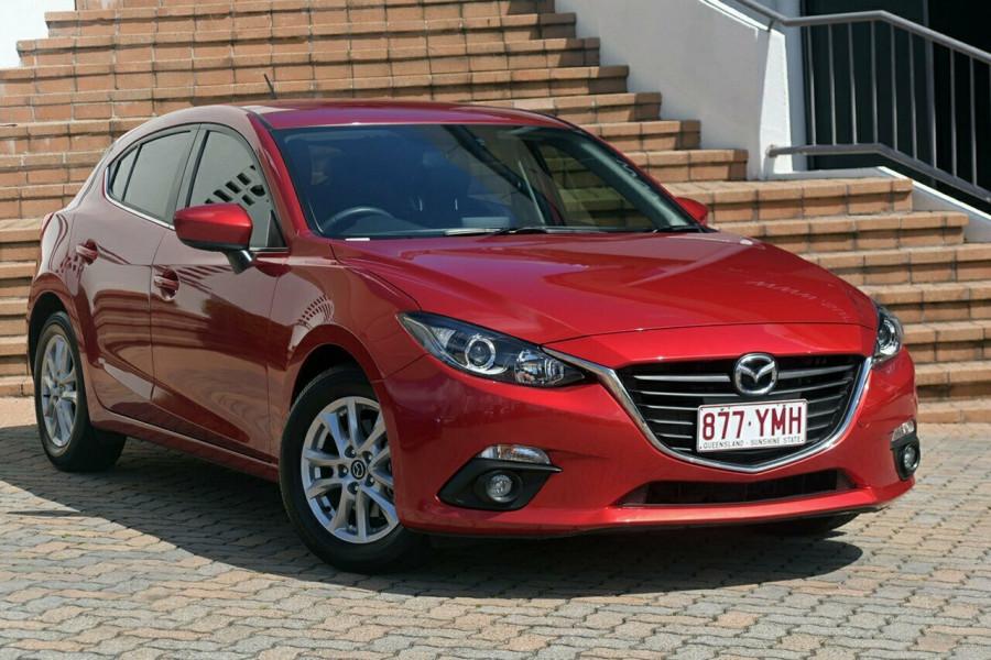 2015 Mazda 3 BM5476 Touring Hatchback