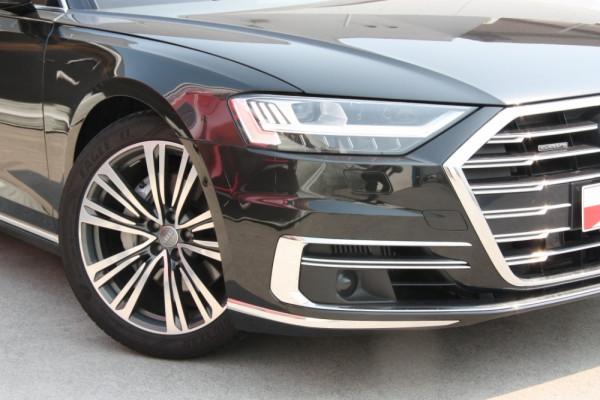 2018 Audi A8 4N MY18 50 TDI Sedan Image 4