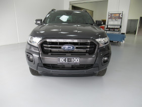 2019 MY19.75 Ford Ranger PX MKIII 2019.00MY WILDTRAK Utility