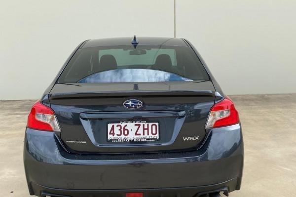 2019 Subaru WRX V1 Premium Sedan Image 4