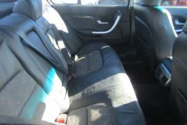 2005 Ford Fairmont BA MK II GHIA Sedan Image 3