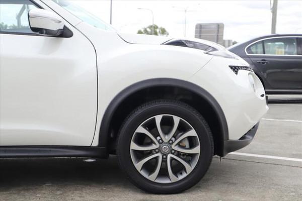 2017 Nissan JUKE F15 Series 2 Ti-S Hatchback Image 5